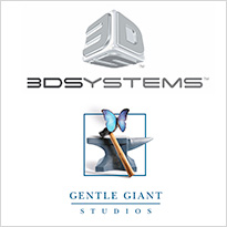 3D Systems Gentle Giant