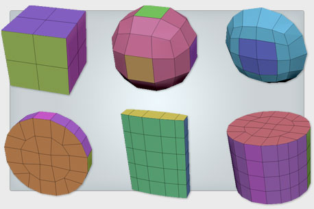 Initialize PolyMesh 3D
