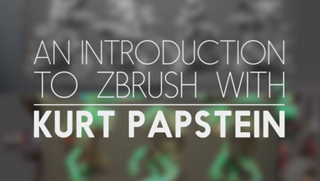 An Introduction to ZBrush with Kurt Papstein