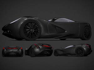 ZBrush in Automotive Design